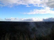 The View of the Kīlauea Caldera from the 'Iliahi Trail (2)