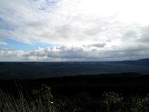 The View of the Kīlauea Caldera from the Volcano House