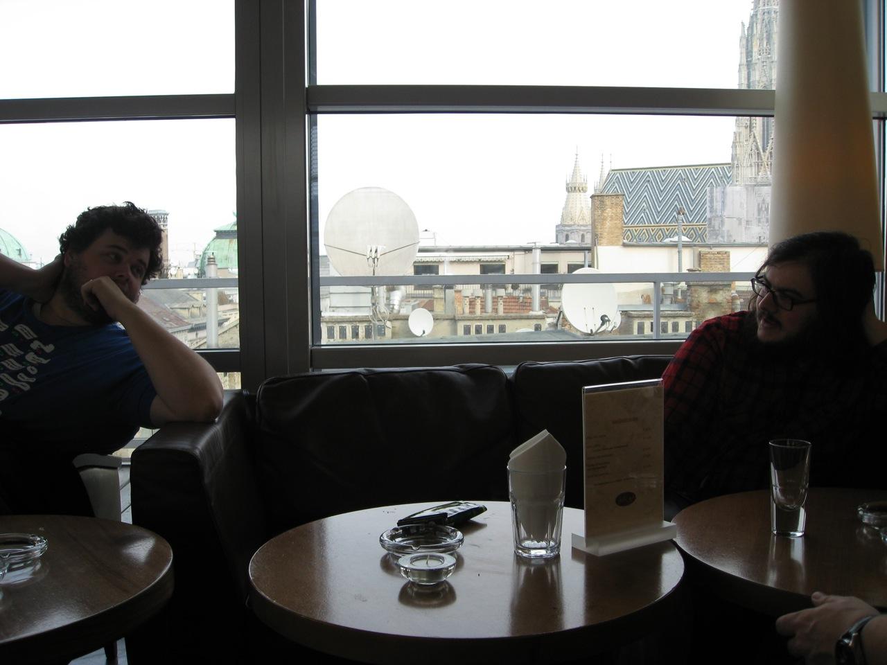 Vienna, 2011 - 09