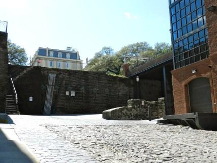 River Street Wall