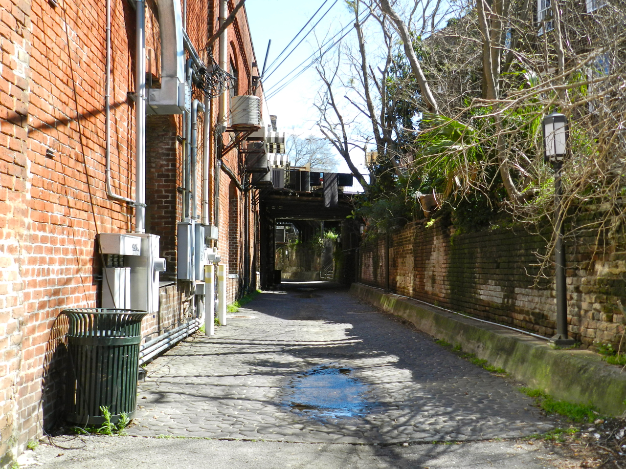 River Street Alley