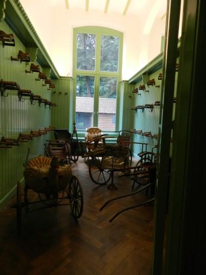 The Royal Carts