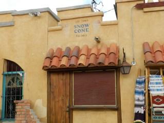 Closed Snow Cones