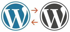 WordPress Move