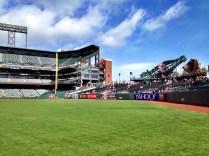 Empty Ballpark