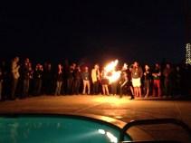 Fire Dancing 5