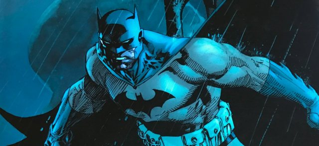 Batman Hush Macmanx