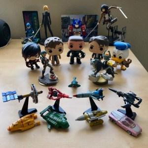 Desk Army 8