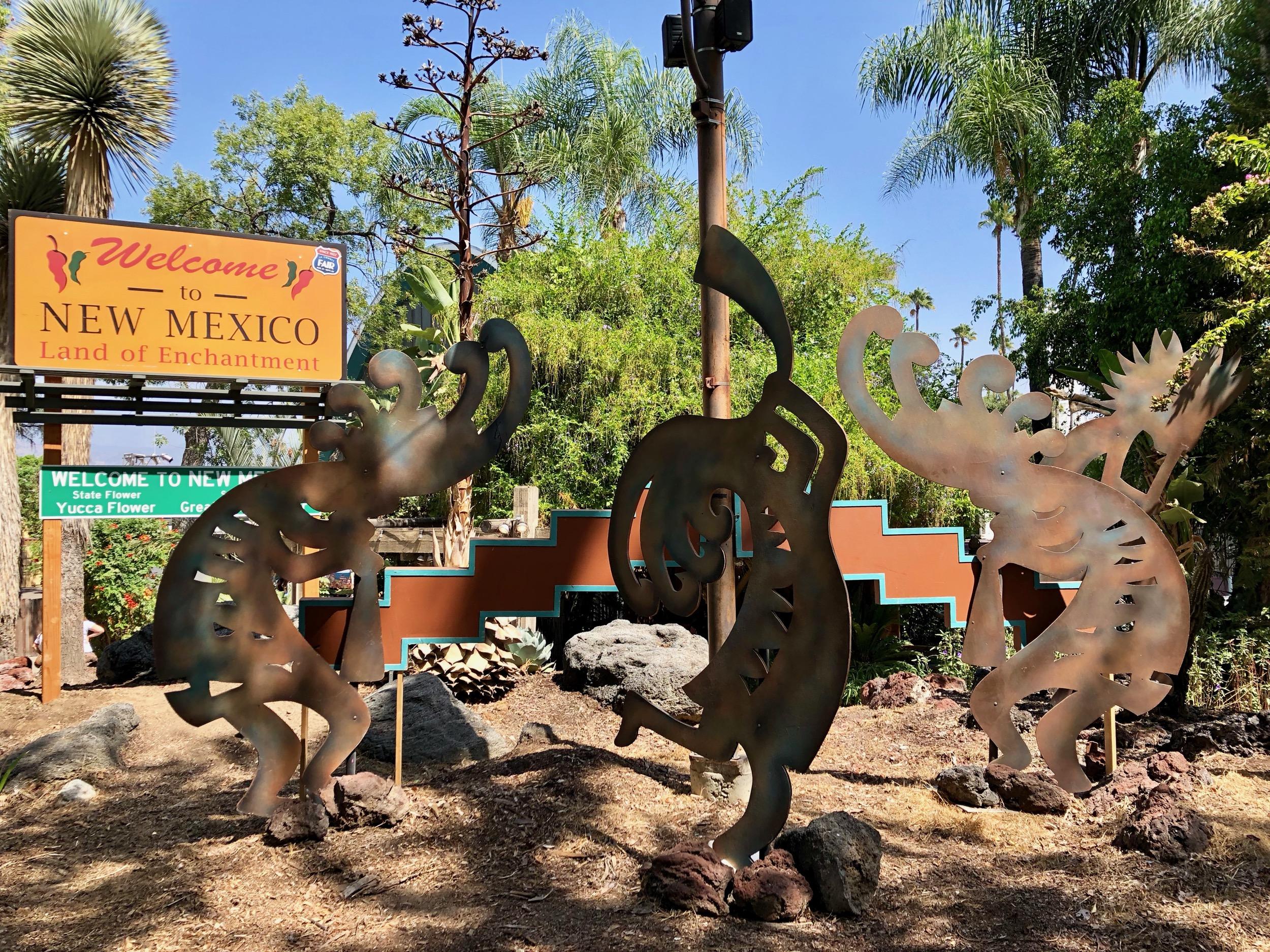 New Mexico (replica)
