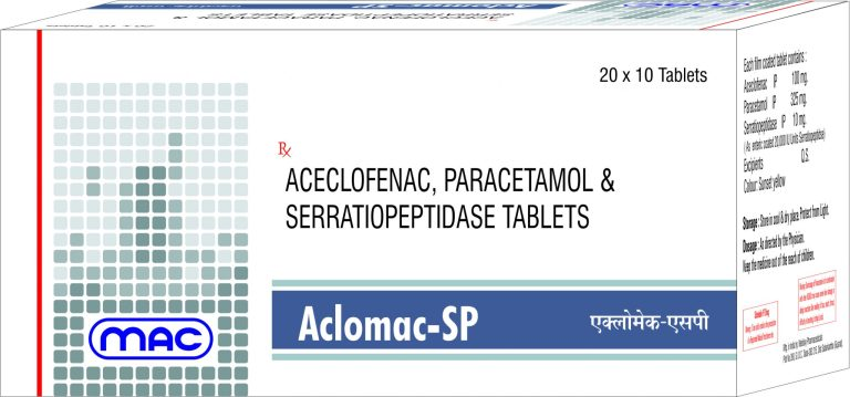 ACLOMAC SP Mac Medilife