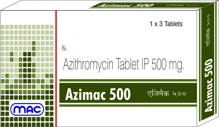 AZIMAC 500 Mac Medilife