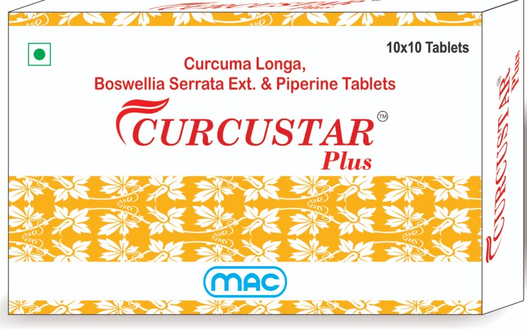 CURCUSTAR PLUS Mac Medilife
