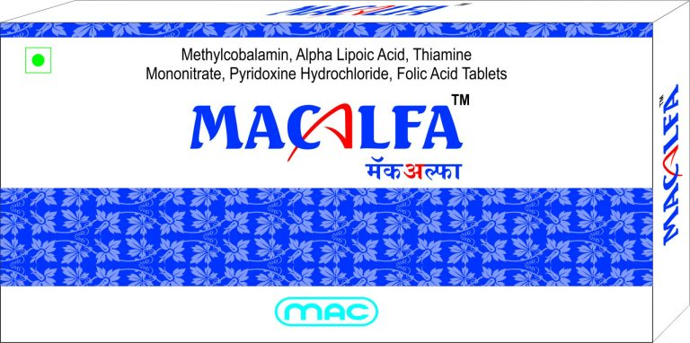MACALFA Mac Medilife