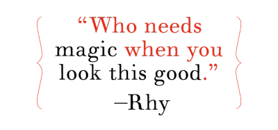 Image result for a darker shade of magic quotes