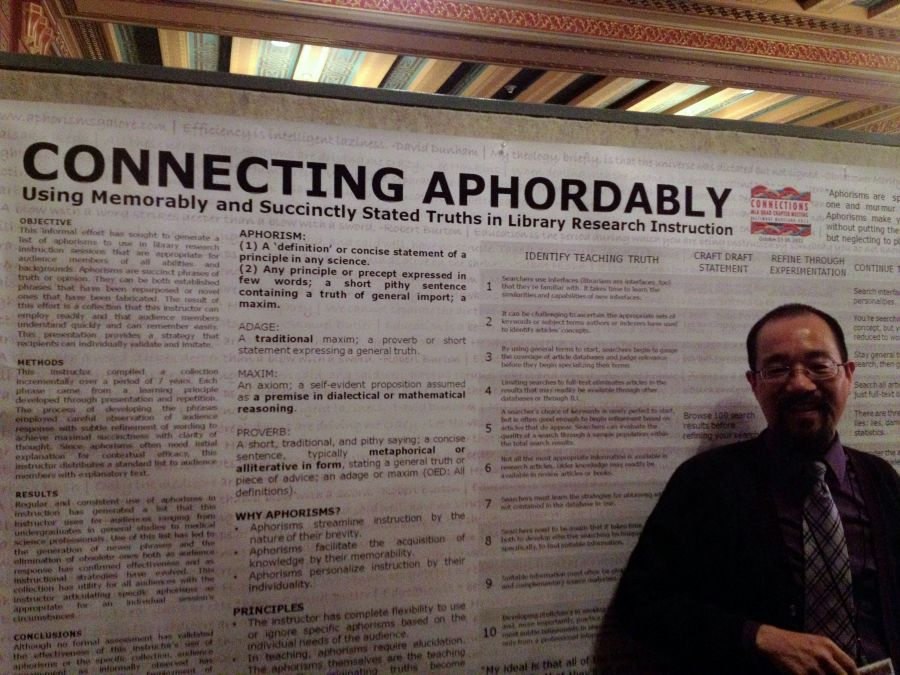 Connecting Aphordably poster