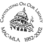 Capitolizing On Our Legacy: MAC Conference 2002