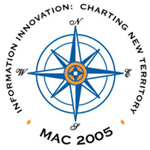 Information Innovation – Charting New Territory: MAC Conference 2005
