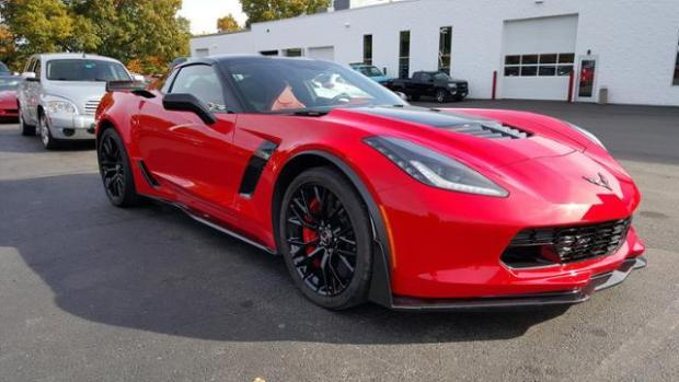 2015 Chevrolet Corvette Coupe Z06 2LZ