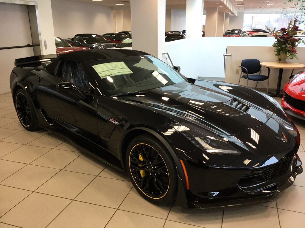 Largest Corvette Dealer >> More Pictures - 2016 Corvette Z06 C7R Special Edition Available! - MacMulkin Corvette - 2nd ...