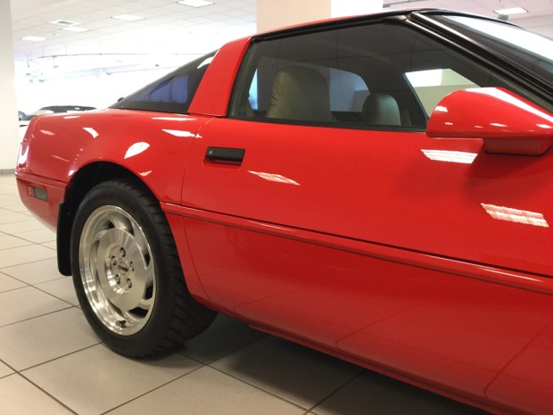 1996 Corvette LT4 with just 9,543 miles on the odometer!