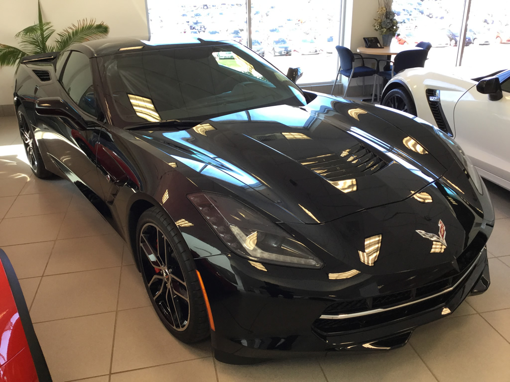 available 2015 corvette stingray z51 coupe 3lt only 1 109 miles macmulkin corvette 2nd. Black Bedroom Furniture Sets. Home Design Ideas