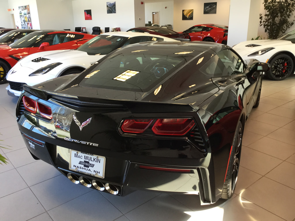 2015 corvette black. 2015 chevrolet corvette stingray coupe z51 3lt black