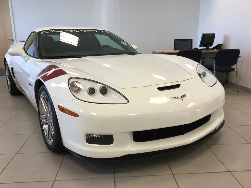 2007 Corvette Z06 – Ron Fellows Limited Edition - #9 out of 300 Stock #8998A - Only 4,906 Miles!