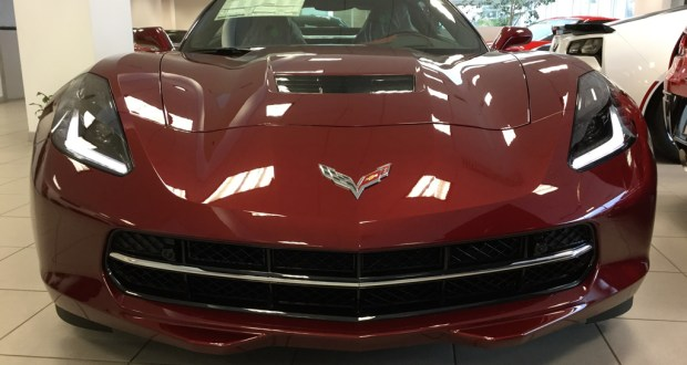 2016 Corvette Production Numbers Released