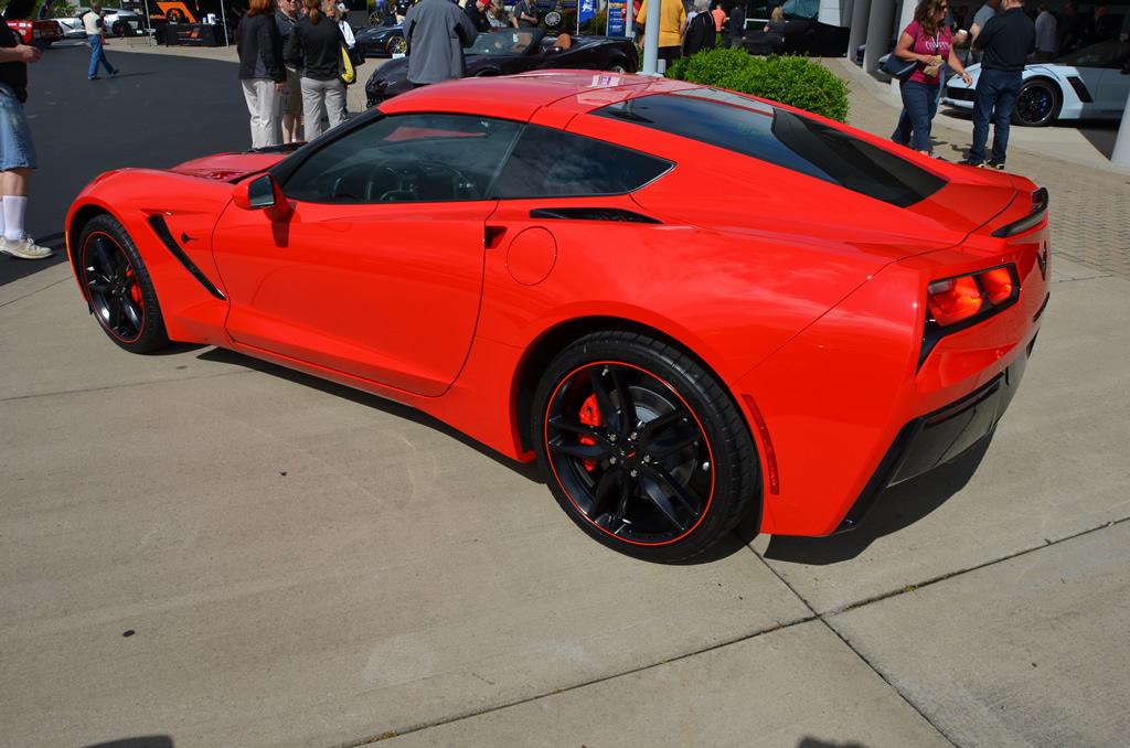 2018 Corvette Stingray Coupe 3lt Macmulkin Corvette