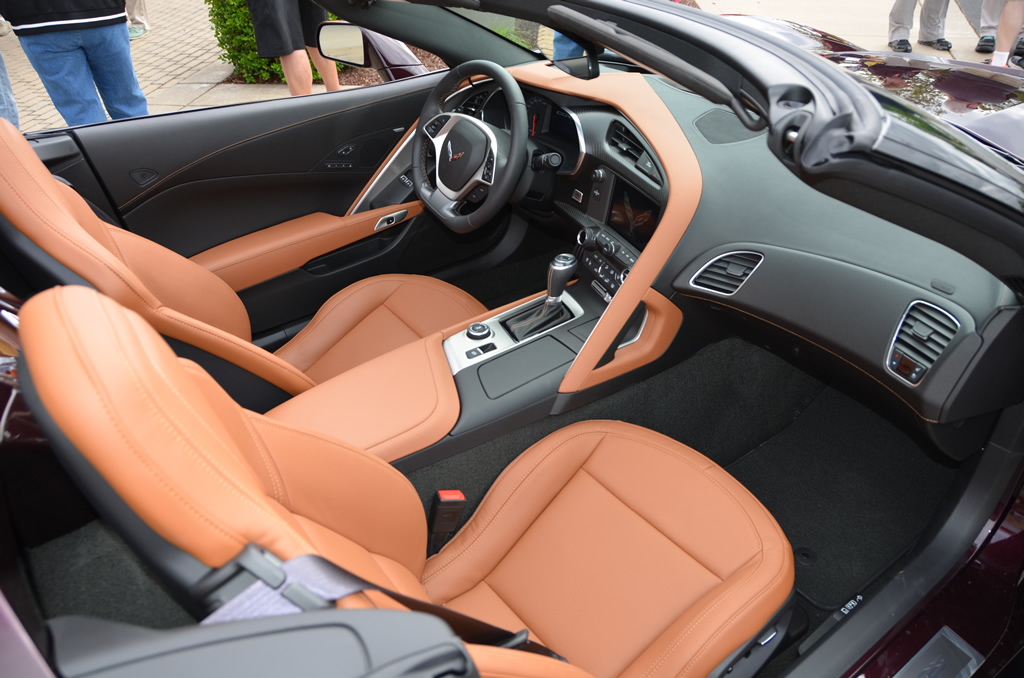 2018 Corvette Grand Sport Convertible 2LT