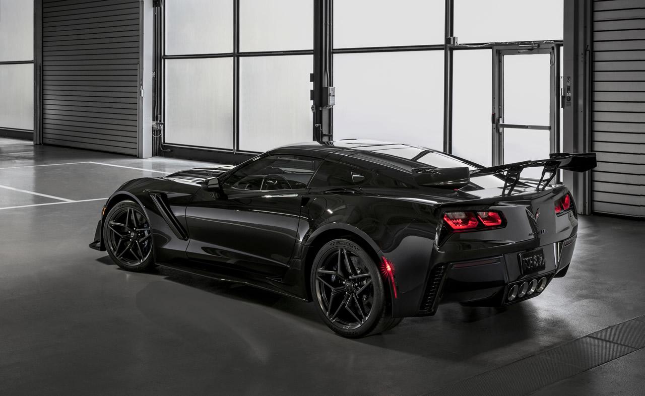 2019 Corvette ZR1 Coupe