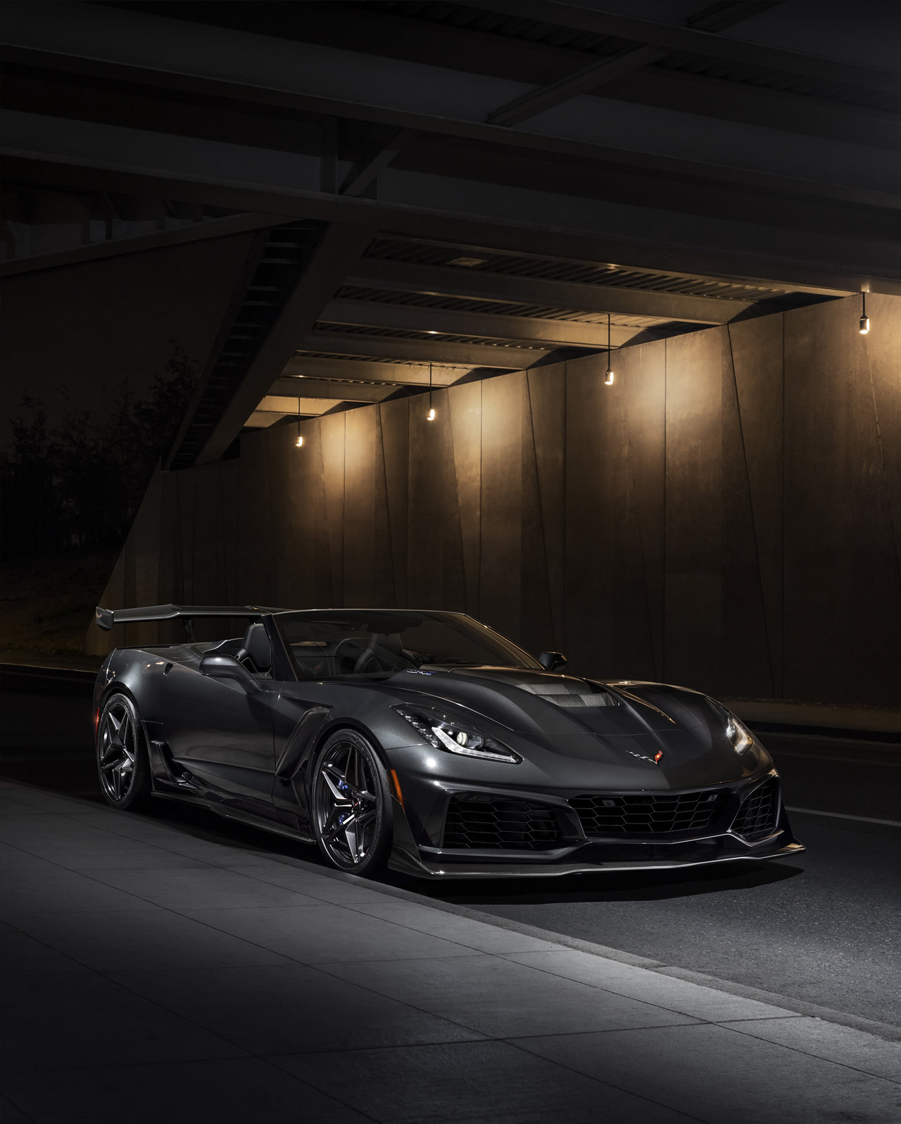 2019 Corvette ZR1 Coupe And Convertible Unveiled At LA