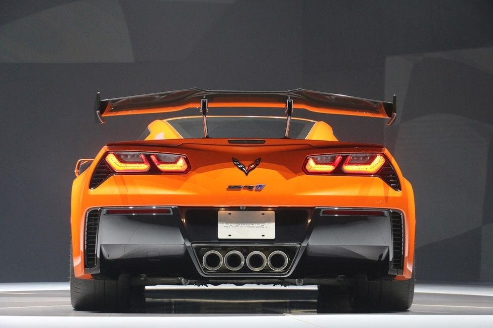 2019 Corvette ZR1 Arrives Spring of 2018 - Press Release ...