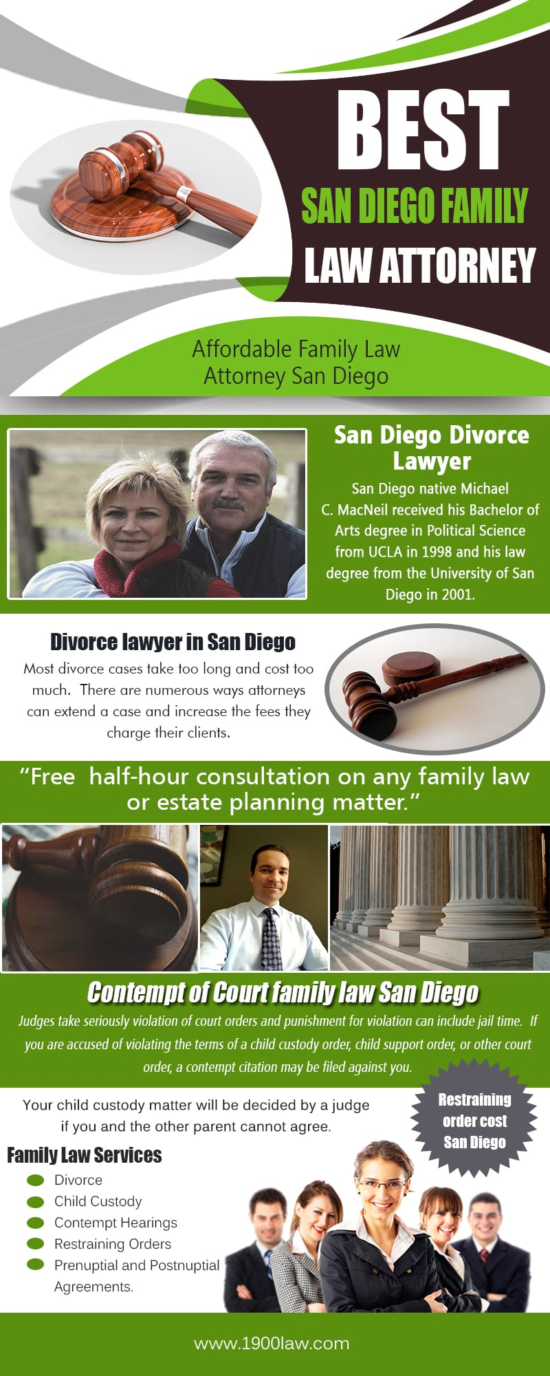top rated family law