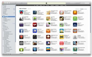 App Store - Hall of Fame