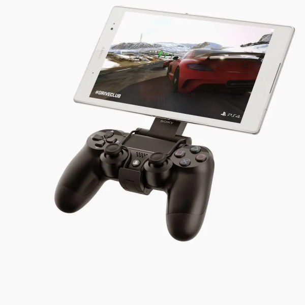 DualShock 4 - Mount für Xperia Z3 Tablet Compact