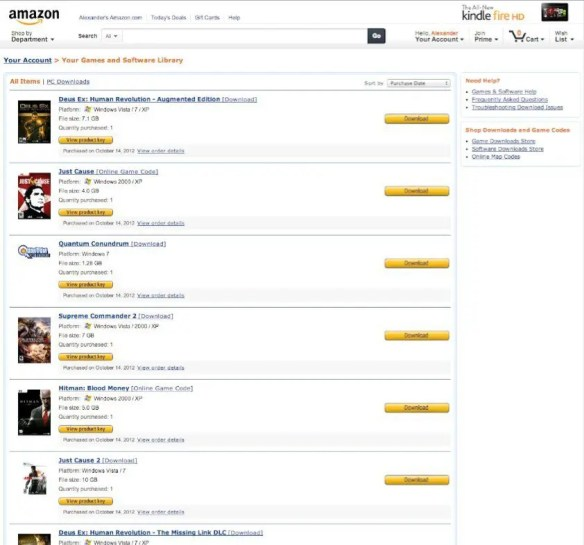 Absolutely Great Square Pack in der Games-Bibliothek bei Amazon