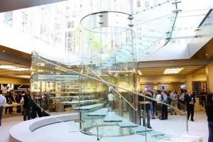 Apple Store New York, 5th Avenue