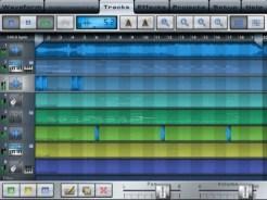 Music Studio am iPad: Sequenzer