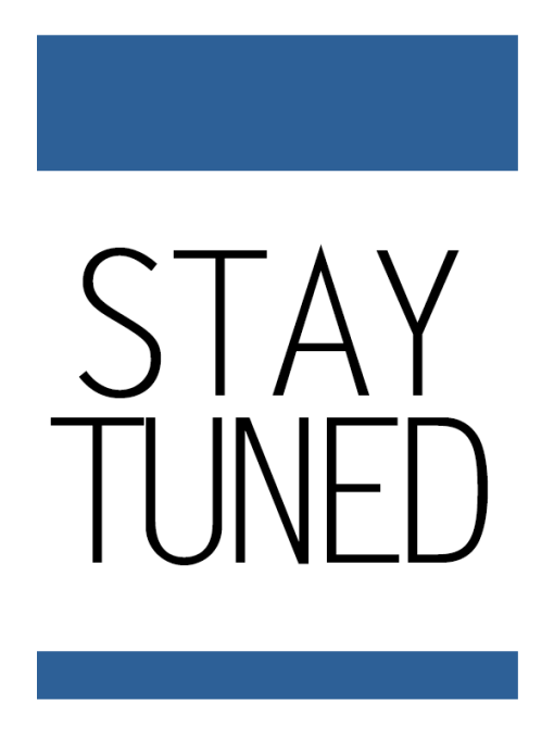 stay tuned 01