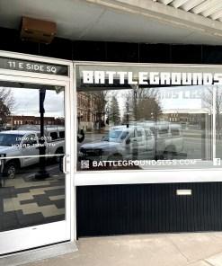 Battlegrounds LGS
