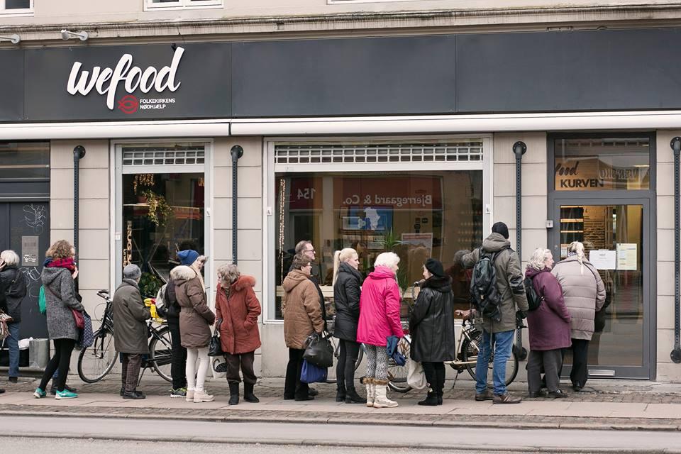 We Food (Danimarca - Copenaghen)