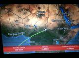 Aplicativos no vôo Boeng 777