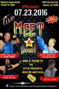 SFCW Meet