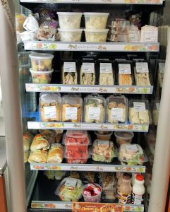 Quickshop Cold Food and Sandwiches