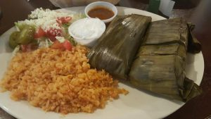 Oaxaca Tamale Dinner from Tzango
