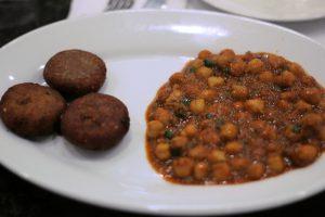 Dinner Bell Aloo Tikki
