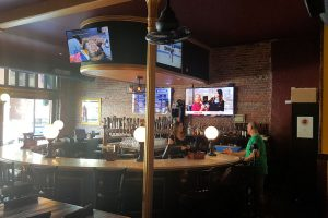 Bearfoot Tavern Bar