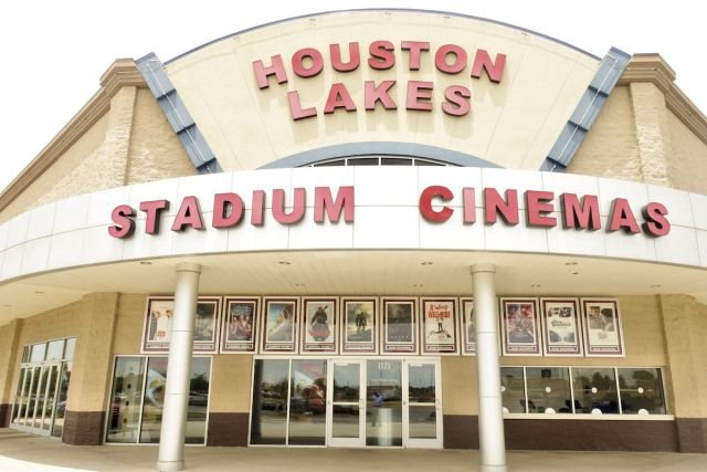 Houston Lake Cinema Flashback
