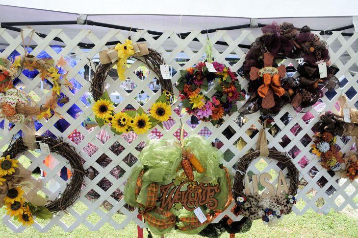 Beatty Wreaths Wesleyan Market